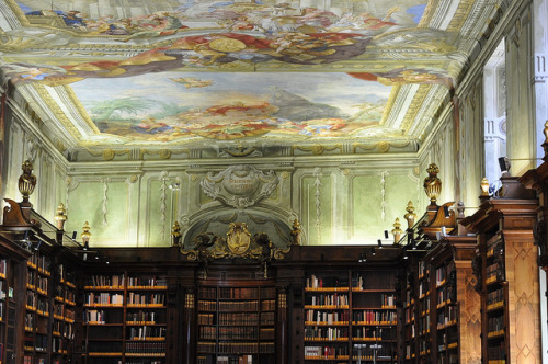 Vienna Library by GeertBoog on Flickr.
