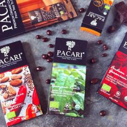 Completely smitten with these @pacariuk chocolate bars