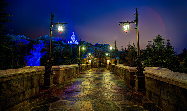Magic Kingdom: Beast's Castle / Be Our Guest Restaurant by Hamilton! on Flickr.