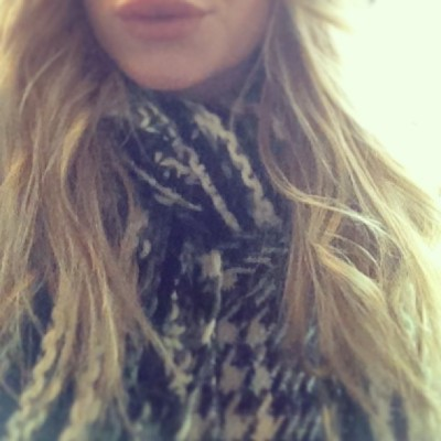 #bundled #me #winter #walk #today 💋