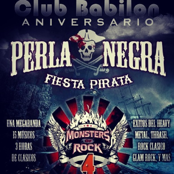 A buscar el ron! #DJ #bar #rock #clubbabilon