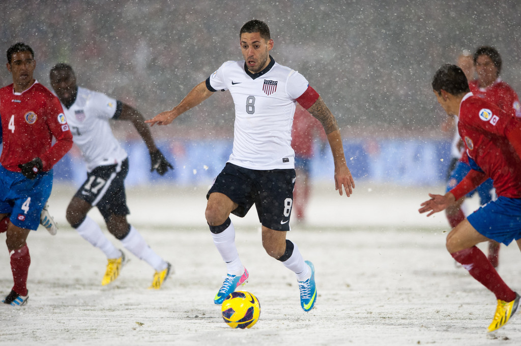 fyeahclintdempsey:  Dustin Bradford/Getty Images