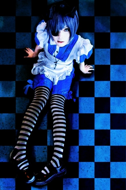 Ciel in Wonderland - Black Butler (黒執事)