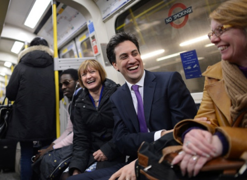 Whenever you get on the Circle line some weirdo always talks to you, Ed was that guy.