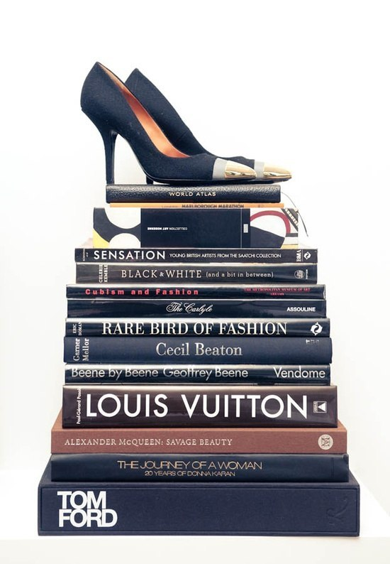 Fashionable reading.