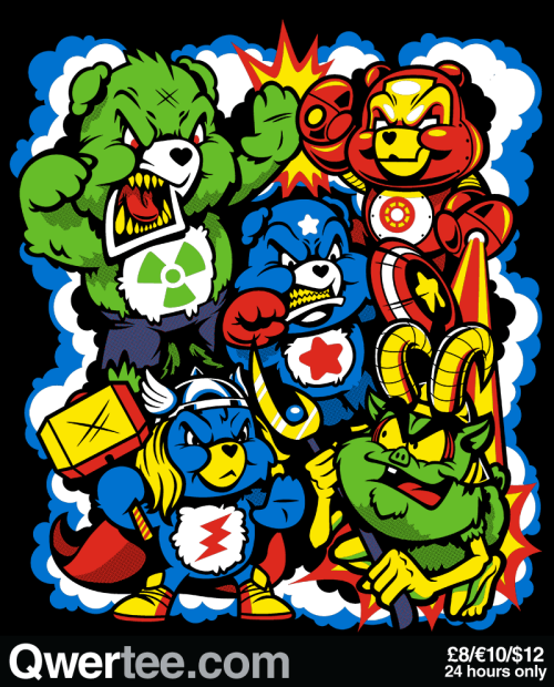 The Care Initiative by harebrained US $12 for 24 hours only Artist: Redbubble | Facebook | Tumblr