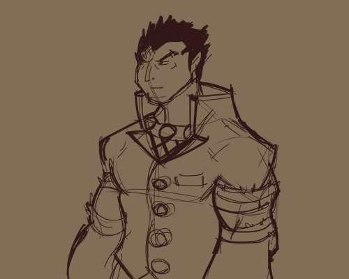 Batsu - Rival Schools: When I was younger, I always thought of Batsu as being like Ryu, but now…? He's still a main character for sure, but I think he's more badboy than most main characters in Capcom's roster are.