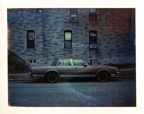 untitled on Flickr.Via Flickr: Polaroid Automatic 350 Polaroid ID-UV (expired 2002)
