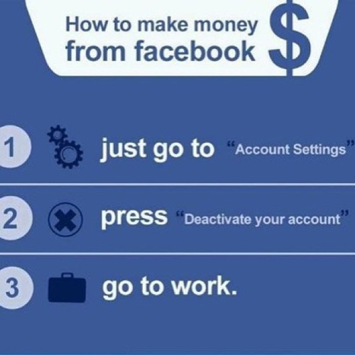 Finally, a real way to make money with Facebook!
