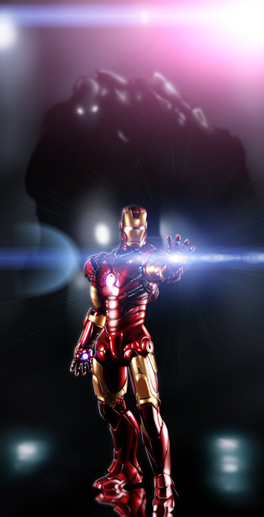 iron man by ~ashasylum
