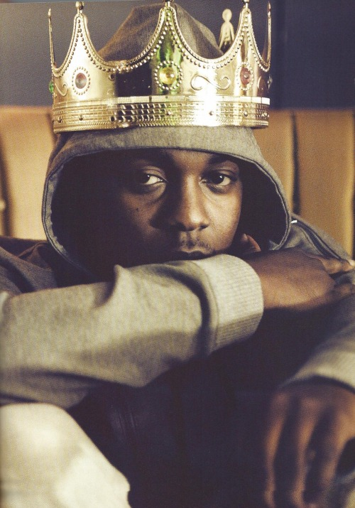 hip-hop-lifestyle:  King K. Dot