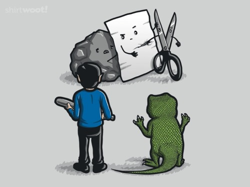 xxgeekpr0nxx:  Unexpected Guests by wirdou. Only $12 today over at shirt.woot!