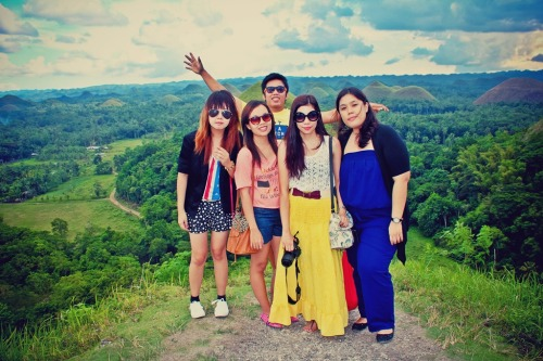 I really miss Bohol.. i wanna go back there.. Y__Y