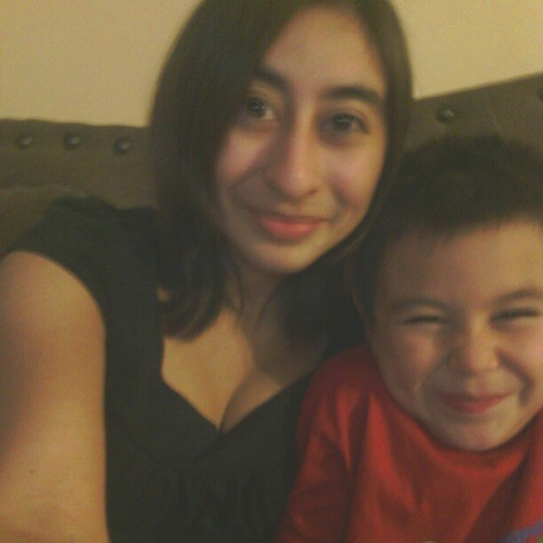Watching Once Upon a Time with my brother. (: #ouat #brother #personal #qualitytime #show