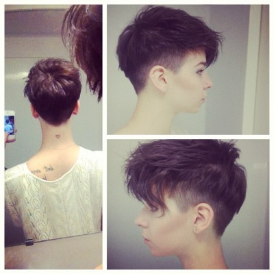 This!! This is what I wanted my hair like! Not what I have now!