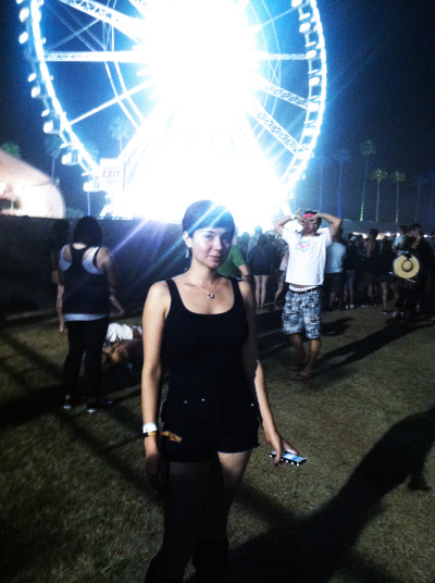 molly hall @ the coachella valley music and arts festival 2013, indio, ca
