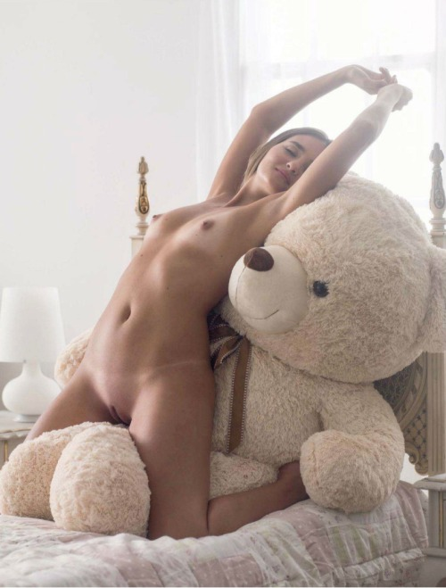 I love my teddy