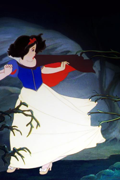 vintagegal:  Snow White and the Seven Dwarfs (1937)