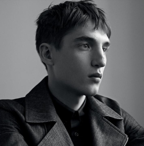 pretty-distracting:  Anatol Modzelewski by Karim Sadli. Dior Homme Fall 2013