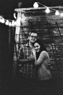 The very lovely Ben and Michaela, taken during XOXO 2012, Portland. (flickr)