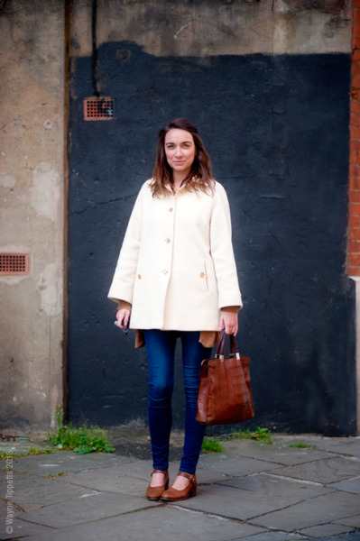 (via Street Style Aesthetic » Blog Archive » London – Natalie)