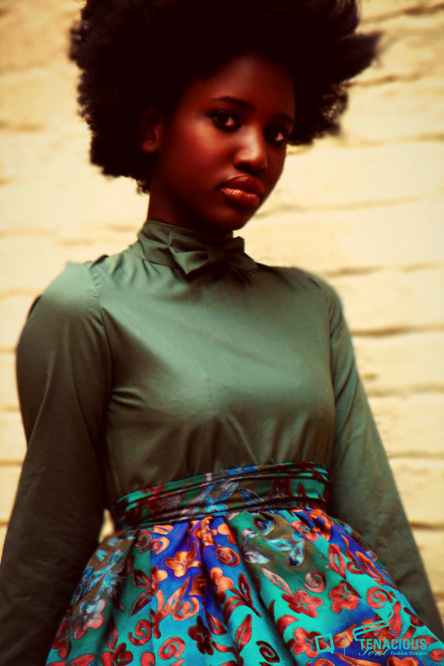 blackfashion:  Althea,20, Johannesburg Submitted by kallmeella.tumblr.com Photographed By Tenacious