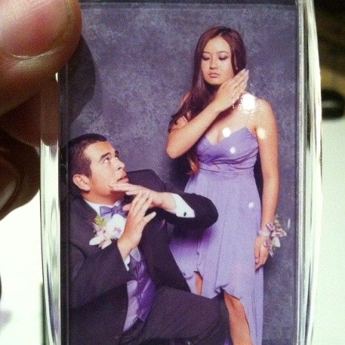 stanley-tsaii:  BEST PROM PHOTO. LOL