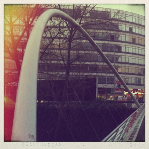 #piccadilly #bridge #manchester (at Piccadilly Place)