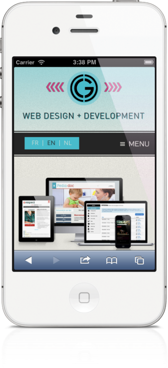 The new website is online : g-design.net