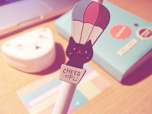 sweet-sparkles:  Cheer up! :3