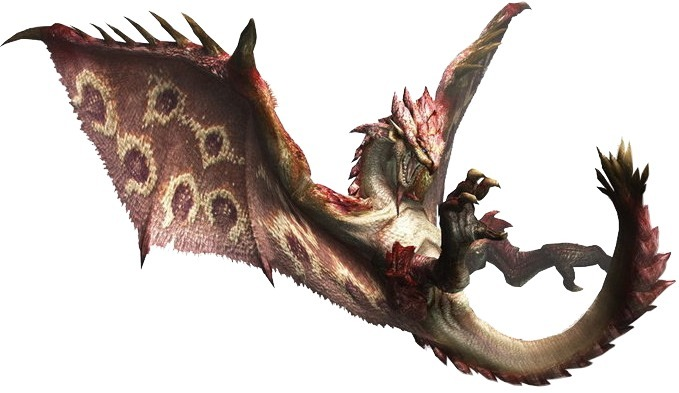G-Rank - Pink Rathian  Aaargh this bitch doing head in:/ Can't seem kill her and her running move & constant flying attacks kills me out-right even when am wearing full G-Rank armour……what the hell? :/