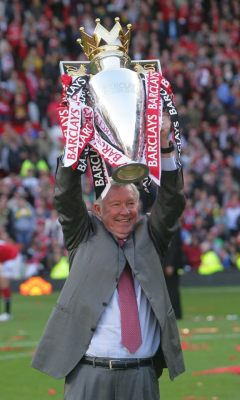 He is such a legend. Will miss you loads fergie! This definitely feels like an end of an era!