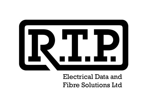 • Logo Design •  RTP EDF ltd - finished logo