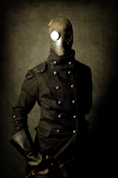 rivertrickster:  Mr Tib - French Steampunk