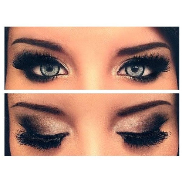 free-directioner:  Eyeshadow   ❤ liked on Polyvore