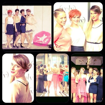Highlights from last nights @evolvehairstudio #runway show for their One Year Anniversary @Nyood! #hair #fashion #Toronto