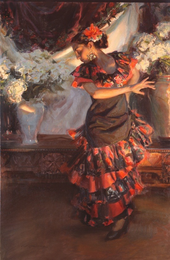 wasbella102:  Daniel F. Gerhartz : The Dance