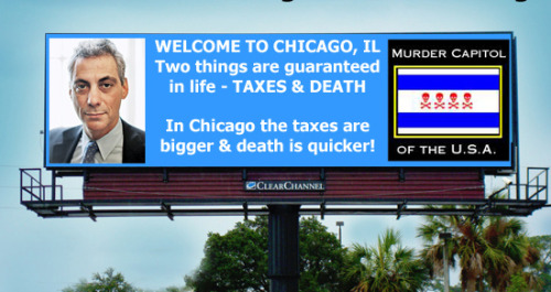 The crooked politics just keep rolling on while …Chicago dies