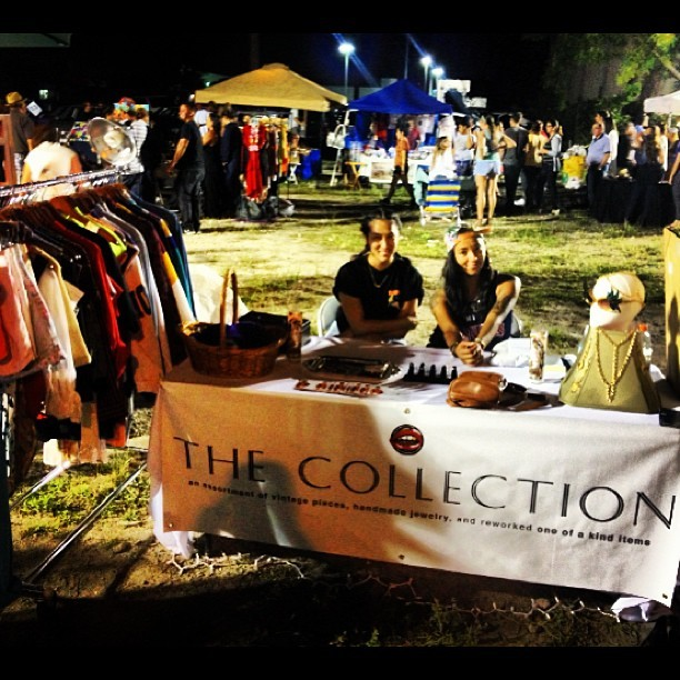 Thanks so much to everyone who came out/shopped THE COLLECTION at Art Walk yesterday! There is much more to come! Also I'm glad people liked the jewelry I make :) (at www.SHOPTHECOLLECTION.net)