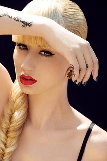 closer2my-dreams:  Say what you wish, Iggy Azalea is beautiful ❤