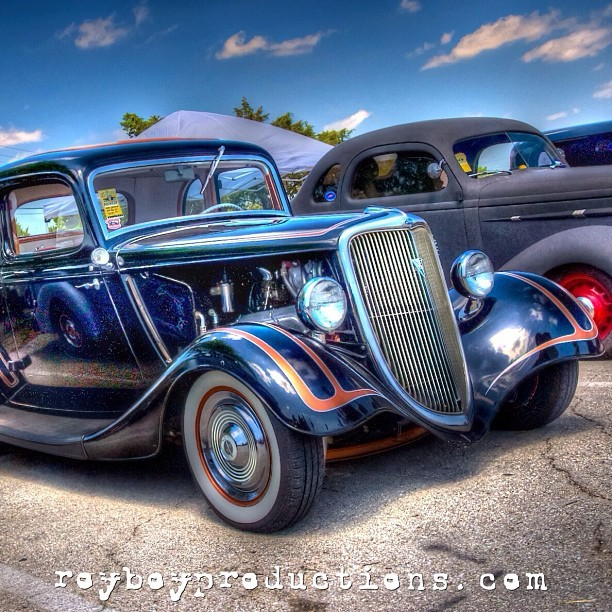 Another #hdr from the #lonestarroundup  (at Lone Star Rod & Kustom Round Up)