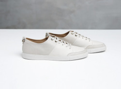wantering:  Haerfest Leather Trainers