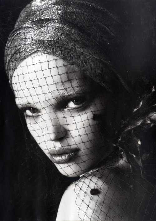 """Personal best"" Dapnhe Groeneveld by Steven Meisel for Vogue Italia"