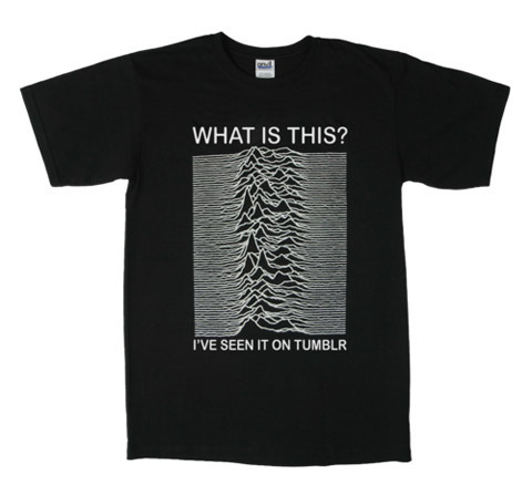 flavorpill:  You win, internet. The Internet's Funniest Band T-Shirt Parodies