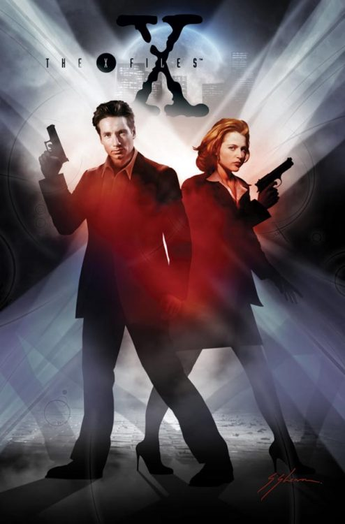 "They're back! Mulder and Scully are getting a new comic book from IDW. It takes place after the second movie and Fox and Chris Carter get approval on the stories. However, IDW would not confirm whether or not the show is in official ""X-Files"" canon."