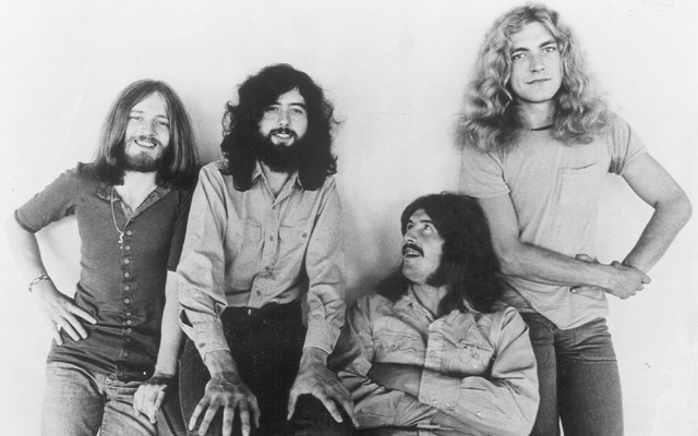 jimmy-pages-dragon-suit:  More Zeppelin.