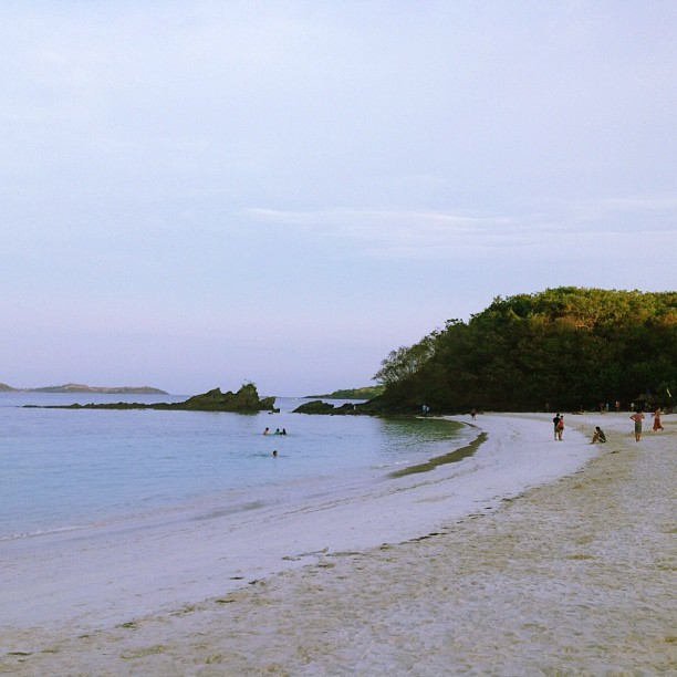 Super tiiiired but it was all worth it….Calaguas was a paradise.:)