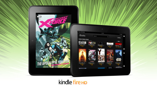 #Amazon #Kindle Fire HD Device Review with comic readers:http://www.comicbookreaderguide.com/amazon-kindle-fire-hd/ … Kindle Fire HD#comics #reddit