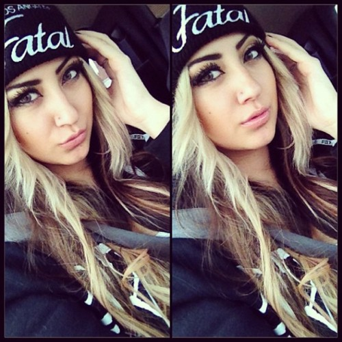 allisongreen:  All fatal errrrythang @fatalclothing #allisongreen #millionaires #twdc #31313 #millionairestonight #fatalclothing
