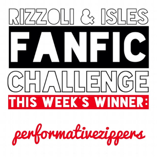 """Congratulations toperformativezippersfor winning last week's challenge with the amazing story """"Pop."""""""